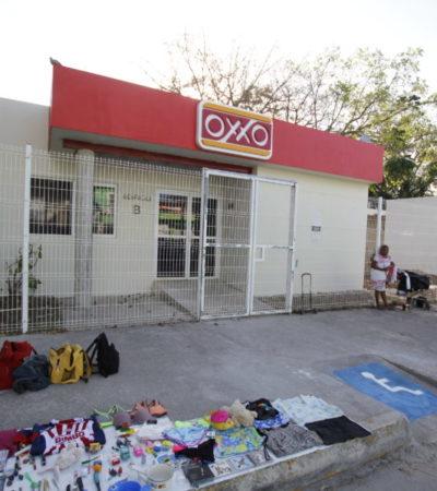 CEDEN ESPACIO PÚBLICO A LA CADENA OXXO: Polémica por centro de capacitación dentro de instalaciones bajo control del gobierno de QR en Cancún