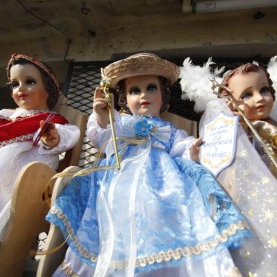 VESTIR AL 'NIÑO DIOS', UNA MUESTRA DE FE: El Día de la Candelaría también marca una tradición mexicana que complementa la partida de la Rosca de Reyes