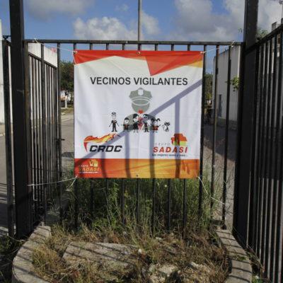 """INSEGURIDAD EN PRADO NORTE: Tras la ejecución de una mujer el año pasado, vecinos arman su propio esquema de vigilancia porque la policía """"llega cuando el delincuente se escapó"""""""