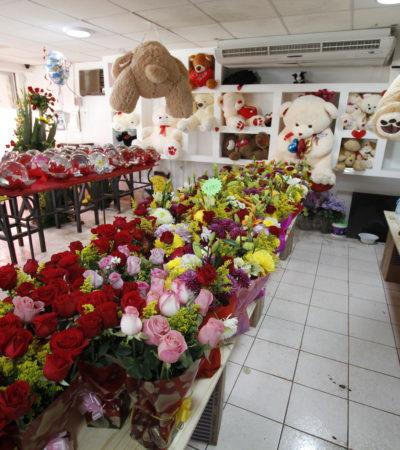 EL DÍA FAVORITO DE FLORERÍAS, RESTAURANTES Y MOTELES: Desde un 20 hasta un 300% se incrementan las ventas en comercios de nicho en Cancún