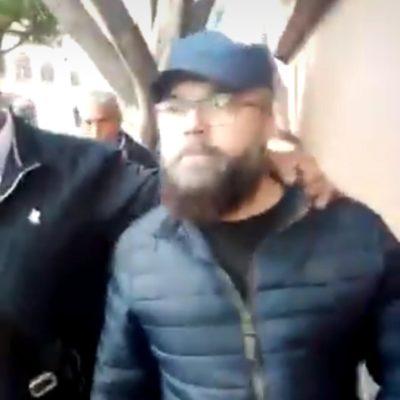 ATORAN A MAURICIO GÓNGORA: Trasladan al ex Alcalde a Playa del Carmen… y le aplican una nueva orden de aprehensión, ahora por peculado