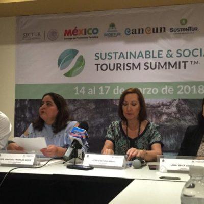 Buscarán más soluciones sustentables para el turismo en cumbre internacional