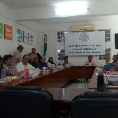 Comienza INE capacitación para supervisores electorales