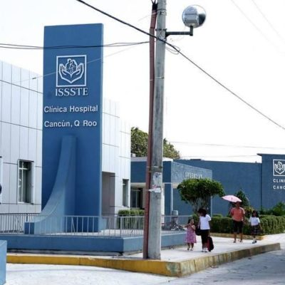 Cancelan consultas en el ISSSTE de Cancún