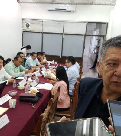 """""""ESTE ES UN GRITO DE S.O.S"""": Regidor Ramírez Florescano niega desinterés ante robos en escuelas"""