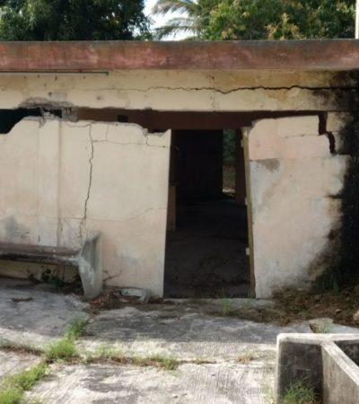 GRIETAS Y DESFONDES EN CHETUMAL: La capital se hunde y Protección Civil se resiste a censar y resolver daños