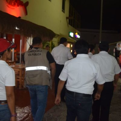 'Mega operativo' contra trata de menores en Zona Hotelera sólo consigue un detenido y un menor asegurado
