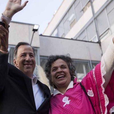 La tlaxcalteca Beatriz Paredes coordinará campaña de Meade en Quintana Roo