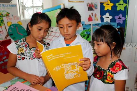 En agosto llegan textos gratuitos en lengua maya a escuelas