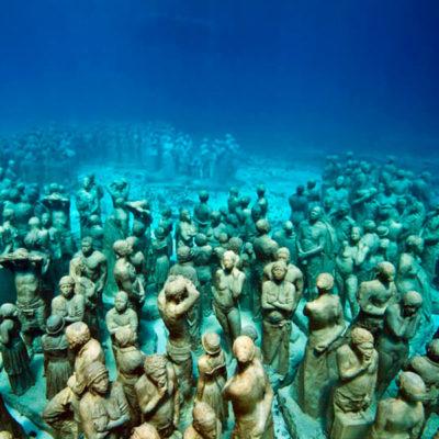 Los náuticos, recién expulsados del Museo Subacuático de Arte, realizarán otros proyectos