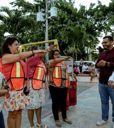 Los parques de Huracanes y Villas Tulum ya son territorio infantil