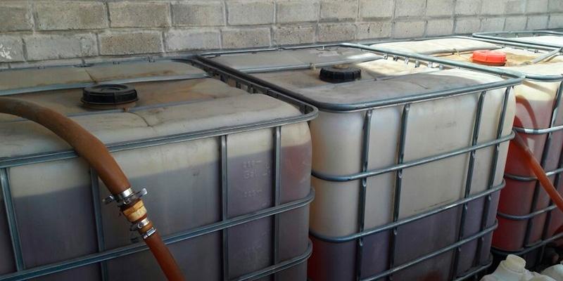 Aseguran casa en la carretera Mérida–Cancún donde se almacenaban hidrocarburos