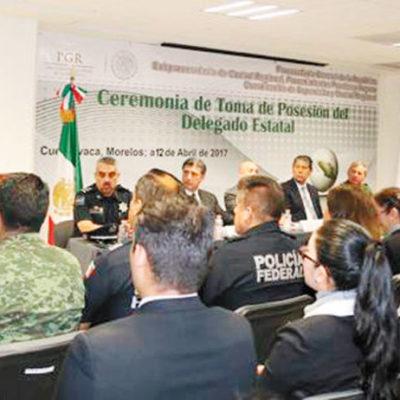 Antonio Mendoza Chávez, nuevo delegado de PGR en Quintana Roo