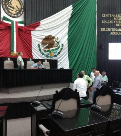Fiscalía tendrá que aclarar gastos ante diputados: Ramón Javier Padilla Balam