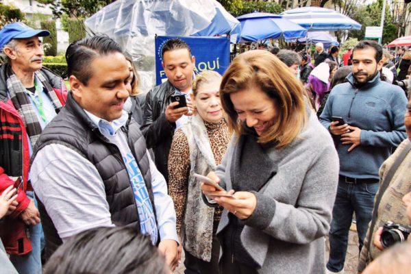 Detenciones de ex funcionarios, por justicia, no venganza política, dice Margarita Zavala