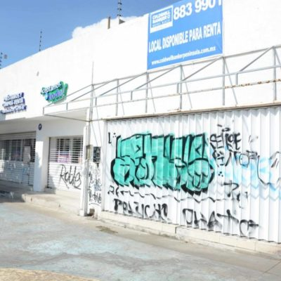 En el rescate del Centro de Cancún sólo hay obra populistas: Manuel García Jurado