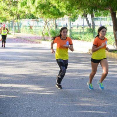 Con carreras celebrarán a la mujer en Cancún
