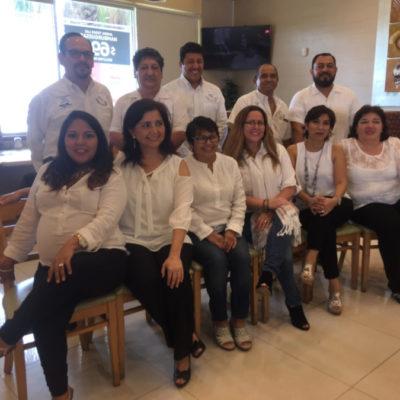 ¡CUIDADO CON LOS DENTISTAS 'PATITO'!: Rinde protesta nueva directiva del Colegio Dental de Cancún