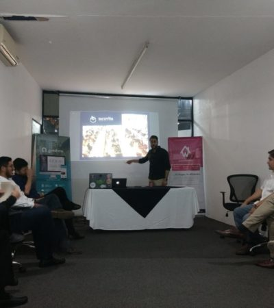 Presentan la primera incubadora de negocios de Quintana Roo