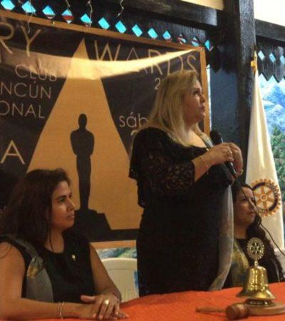 Con los 'Rotary Awards', los rotarios de Quintana Roo apoyarán a niños y abuelitos