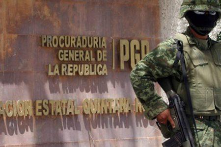 Tres años de prisión para detenido en cateos de Cancún