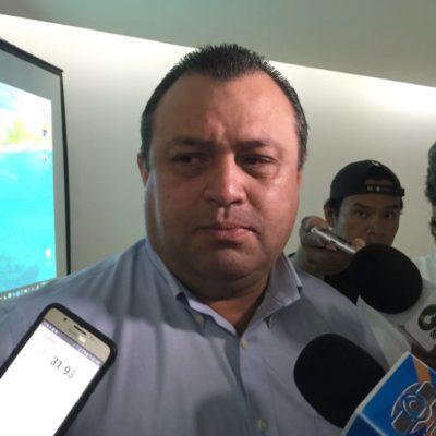 """""""NO PODEMOS BAJAR LOS BRAZOS"""": Para mejorar el Centro de Cancún, admite Eloy Peniche Ruiz, """"falta mucho"""""""