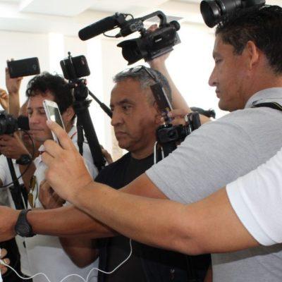 Artículo 19 invita a taller de seguridad para periodistas