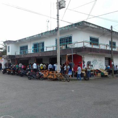 Acusan exclusión de militantes fundadores de Morena en asamblea en la Zona Maya