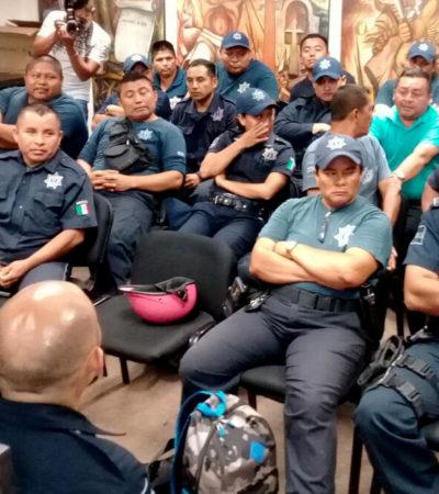 De nueva cuenta policías de JMM reprueban controles de confianza