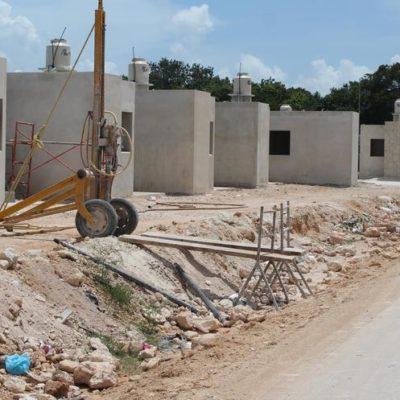 Regidor buscará que constructoras hagan casas más dignas