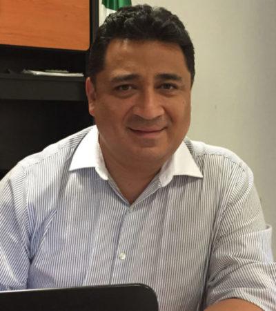 Eduardo Martínez Arcila confirma que va por diputación plurinominal en la posición número 8