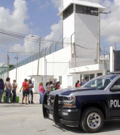 Preso de 33 años años se suicida en cárcel de Cancún