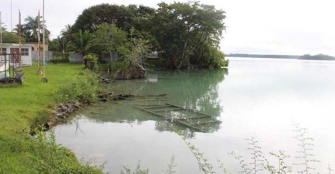 Ejidatarios de Huay Pix lanzan ultimátum por abandono en pista de remo y canotaje