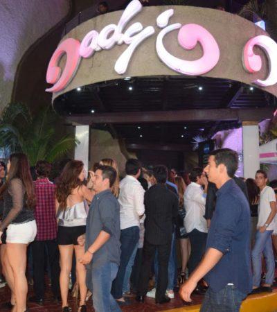 Evitan entrada de 2 mil menores a bares en Cancún
