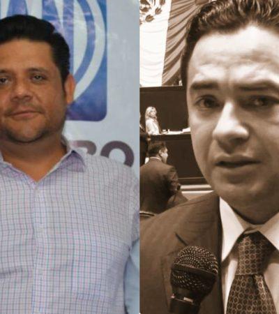 Si hay candidatura de 'Chanito' Toledo, PAN respaldará elegido del PRD