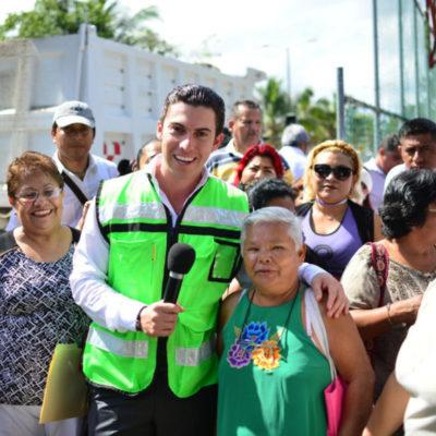 Inicia la rehabilitación de la carpeta asfáltica de la avenida Los Tules 1, 2 y 3 con una inversión de casi 7.6 mdp en Cancún