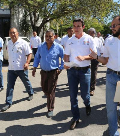 Inicia Yaakun Cancún remozamiento de la zona fundacional