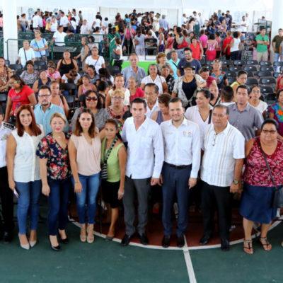 Busca comuna en 2018 sumar a otros 150 comités vecinales policiales en Cancún