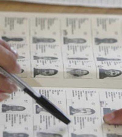 Supera padrón electoral de Quintana Roo el millón 200 mil ciudadanos