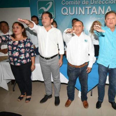DEFINE PANAL A SUS CANDIDATOS: Buscarán reelección Alexander Zetina en Bacalar y Emilio Jiménez Ancona en Lázaro Cárdenas