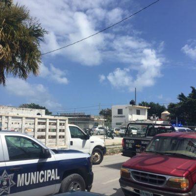Detienen a tres tras persecución en Playa del Carmen