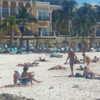 Lancheros, con buenas expectativas en Playa del Carmen a pesar del sargazo