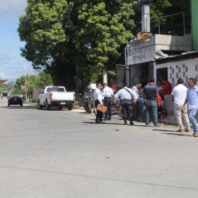 Roban 200 mil pesos de oficina contable en Cancún