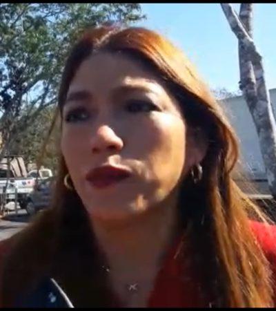 Aceptaría Samaria Angulo ser alcaldesa suplente de Solidaridad