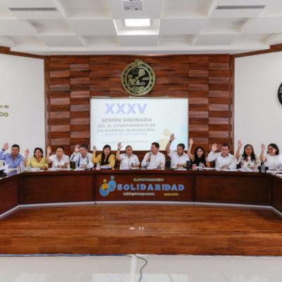 Autoriza Cabildo de Solidaridad 12 mdp para apoyar proyectos de emprendedores con créditos a la palabra