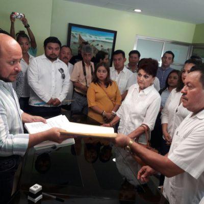 """Comienza registros de planillas en el sindicato de taxistas """"Lázaro Cárdenas del Río"""""""