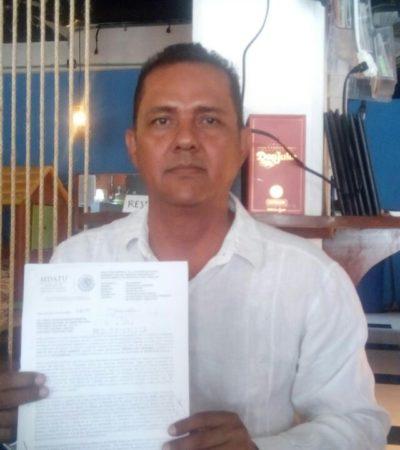 Denuncian despojos con ministeriales en Solidaridad