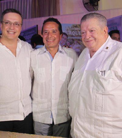 Llega hijo de Gastón Alegre como candidato a diputado plurinominal por Morena