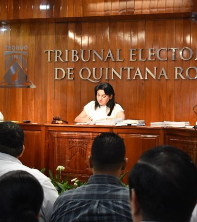 Nuevo rechazo, ahora del Teqroo, a la posibilidad de que Niurka Sáliva se postule como candidata