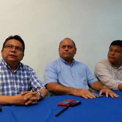 Declina Mario Rivero Leal en favor de Fernando Zelaya en busca de la candidatura del PAN a la Alcaldía de OPB